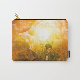The land in the universe Carry-All Pouch