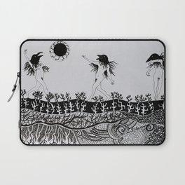 Crows' Dance Laptop Sleeve