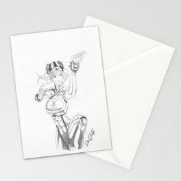 Chun_Li ART Stationery Cards