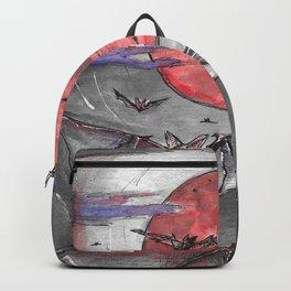 Bat Moon Backpack