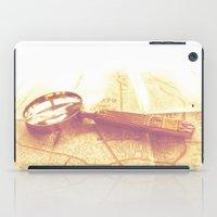 explore iPad Cases featuring EXPLORE by Mankind Design
