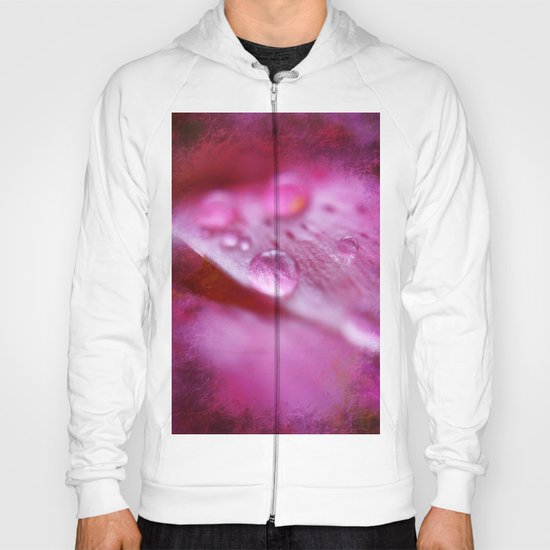 Water Droplets Hoody