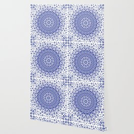 Nazar - Turkish Eye Circular Ornament #1 Wallpaper