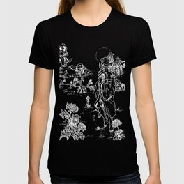 Herbology of fear. Planting T-shirt