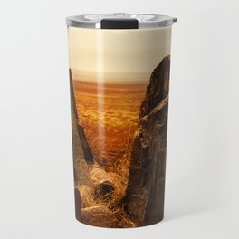 Tularosa view Travel Mug