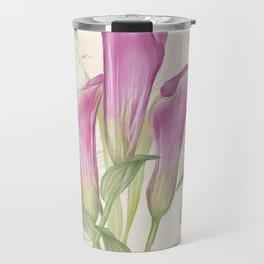 Macro flower #11 Travel Mug