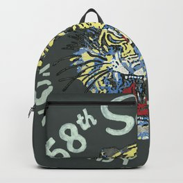 458th Sea Tigers Backpack