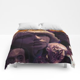 Struzan-Style Dawn of the Dead poster Comforters