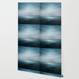 Sea Under Moonlight Wallpaper