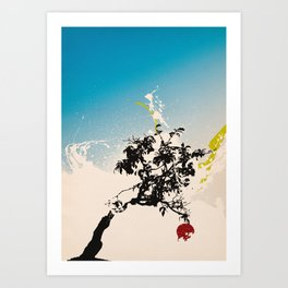 bonZ Art Print