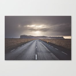 Route 1 - Landscape and Nature Photography Canvas Print