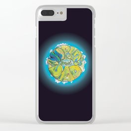 World's Best Dad Clear iPhone Case