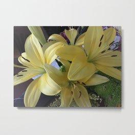 Beautiful Blooms Metal Print