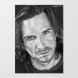 Ralph Fiennes Canvas Print