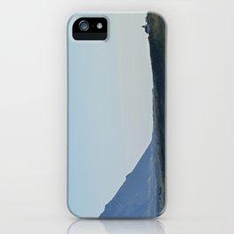 Icelandic mountains iPhone Case