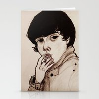 jake Stationery Cards featuring Jake by Julio César