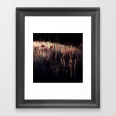 Summer feeling Framed Art Print