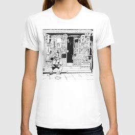 tokyo drinker T-shirt