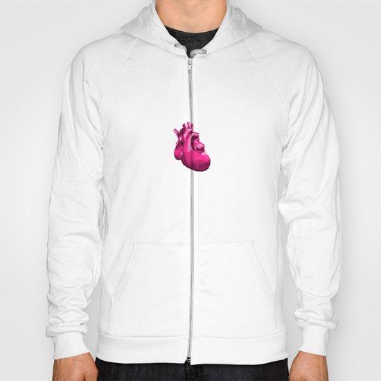 Heart - Pink Hoody