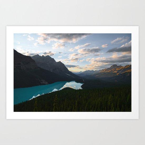 Peyto Lake, Alberta by sparro42