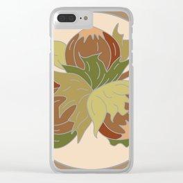 Three Haselnuts - Cinderella Clear iPhone Case