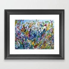 The Meadow Framed Art Print