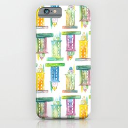 Torre de Hercules iPhone Case