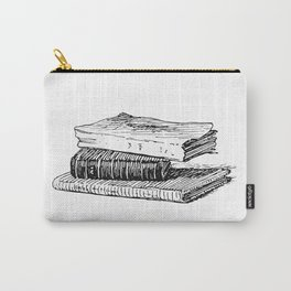 Books 3 Carry-All Pouch