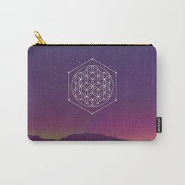 Flower Of Life 2 Carry-All Pouch
