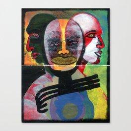 HOY ES EL 4 DE iii DE MCMXCVI Canvas Print