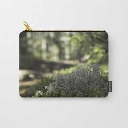 Mountain Forest Floor Carry-All Pouch