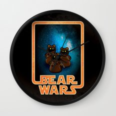 Bear Wars - the Wawas Wall Clock