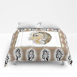 Winged Comforters