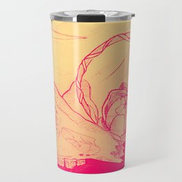 Beauty in Death Travel Mug
