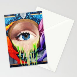 Cyclops Queen Stationery Cards