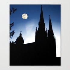 Church Faith Canvas Print