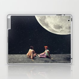 I Gave You the Moon for a Smile Laptop & iPad Skin
