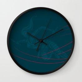 Kunoichi Wall Clock