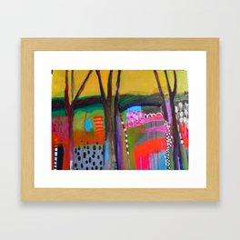 Landscape 8 Framed Art Print