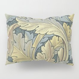 William Morris Acanthus Leaves Floral Art Nouveau Pillow Sham