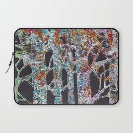 Birch Trees Laptop Sleeve