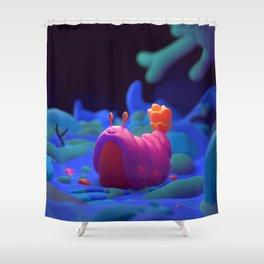 Evening Stroll Shower Curtain