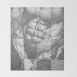 Torso Cut Throw Blanket