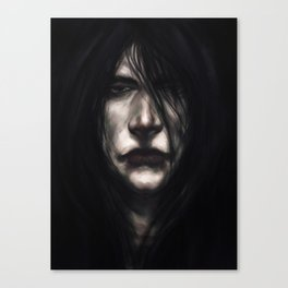 Solitude V Canvas Print