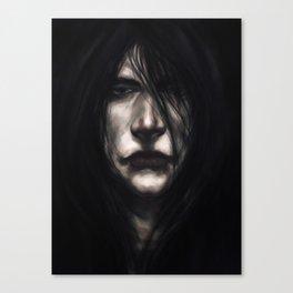 Solitude V Canvas Print
