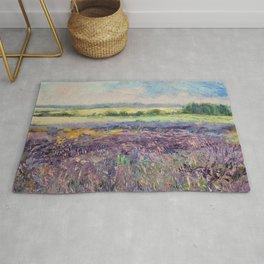 Provence Lavender Rug