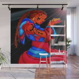 The Offering Wall Mural