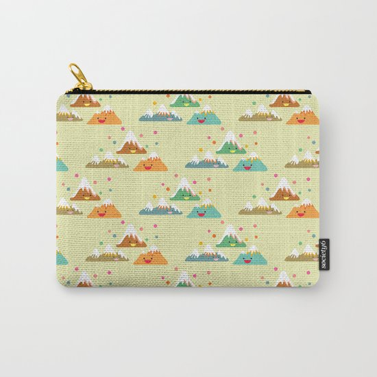 Mountain Friends Carry-All Pouch