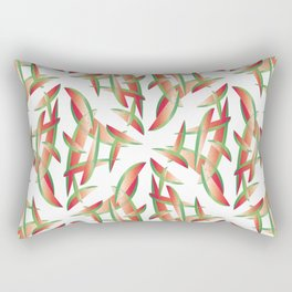 pattern with watermelon slices Rectangular Pillow