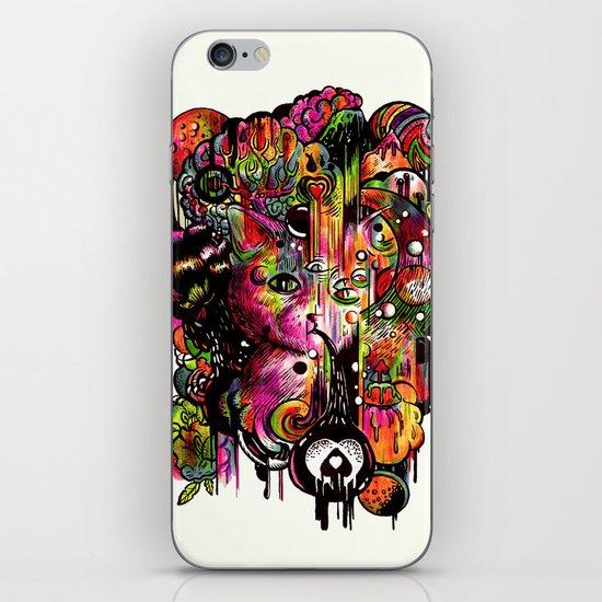Amygdala Malfunction iPhone & iPod Skin